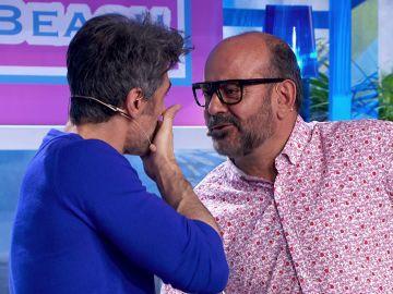 José Corbacho escupe sin piedad a Jorge Fernández en su primera cita