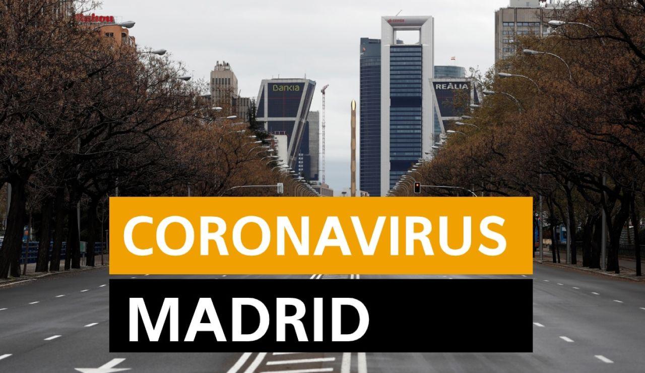 Última hora Madrid: Nueva normalidad, fase 2 de desescalada del coronavirus en Madrid y datos de hoy martes 16 de junio, en directo