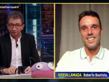 Disfruta de la entrevista completa a Roberto Bautista en 'El Hormiguero 3.0'
