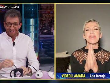Disfruta de la entrevista completa a Ana Torroja en 'El Hormiguero 3.0'