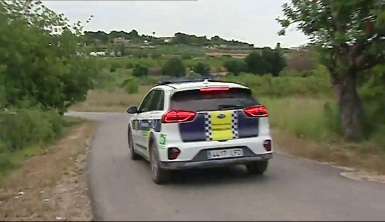 Una mujer detenida en Valencia tras matar presuntamente a su marido, un ex policía local discapacitado