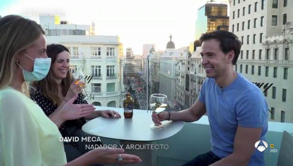 Las terrazas de la Gran Vía de Madrid, una demandada elección tras la vuelta a las calles