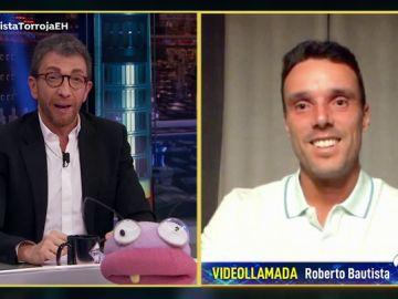 El mayor miedo de Roberto Bautista: ¿Tener un bebé o la final de la Copa Davis?
