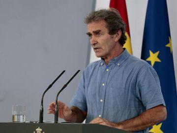 Fernando Simón explica los últimos datos del coronavirus