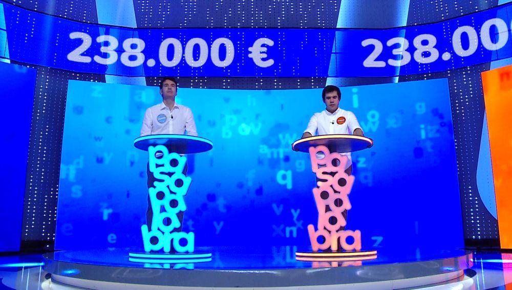 Álvaro arriesga para derrotar a Nacho en 'El Rosco', ¿lo logrará?