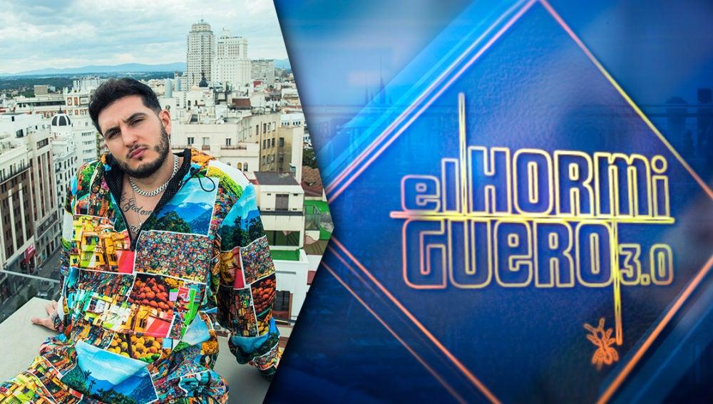 El lunes, el cantante Omar Montes inaugura el regreso de los invitados al plató de 'El Hormiguero 3.0'