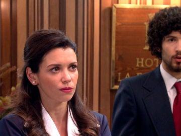 Amelia, indignada con la soberbia de Armando