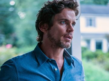 Matt Bomer en 'The Sinner'