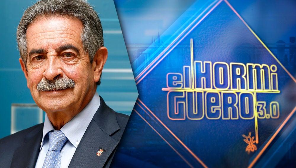 El jueves, Miguel Ángel Revilla presentará su nuevo libro en 'El Hormiguero 3.0'