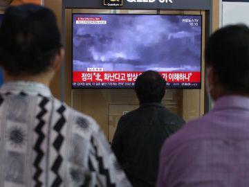 Corea del Norte vuela la oficina de relaciones