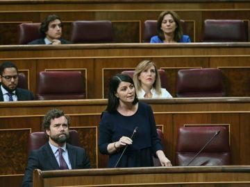 Rifirrafe entre Olona y Montero en la Comisión de Reconstrucción