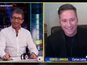 Disfruta de la entrevista completa de Carlos Latre en 'El Hormiguero 3.0'