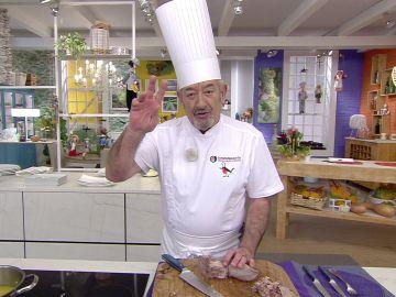 Karlos Arguiñano anuncia los mejores platos de España por comunidades