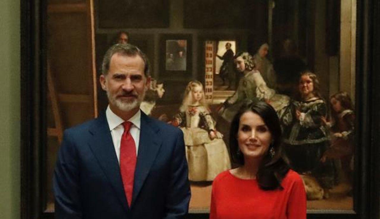 """Felipe VI: """"Juntos, con realismo y coraje, sabremos salir adelante"""""""
