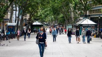 Consulta aquí el BOE que publica la entrada de Cataluña en fase 3 de la desescalada