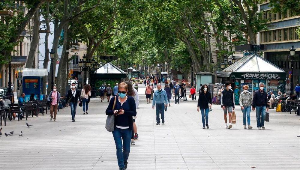 Cataluña anuncia la nueva normalidad