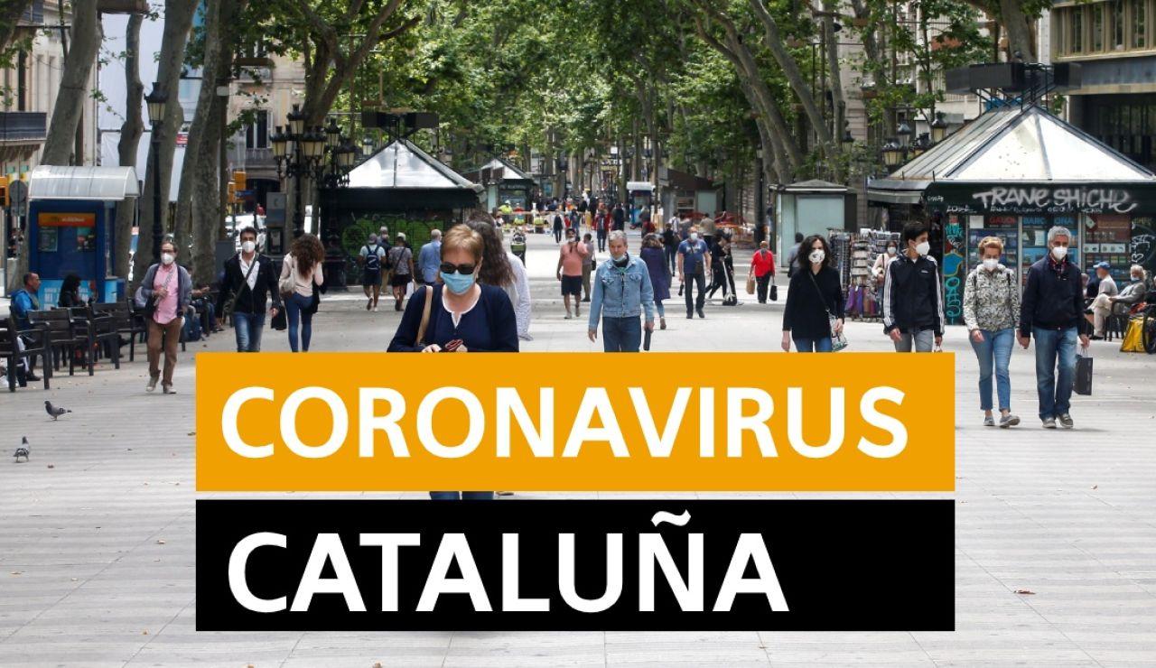 Última hora Cataluña: Nueva normalidad, fase 3 de desescalada del coronavirus en Andalucía y datos de hoy jueves 18 de junio, en directo