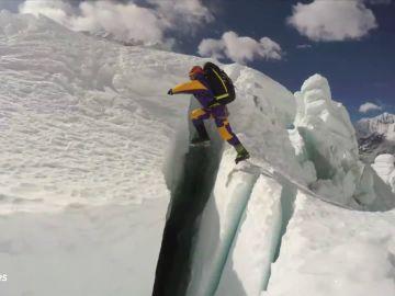 """El día que la dexametasona salvó a Edurne Pasabán en el K2: """"Estaba inconsciente y se puso en pie"""""""