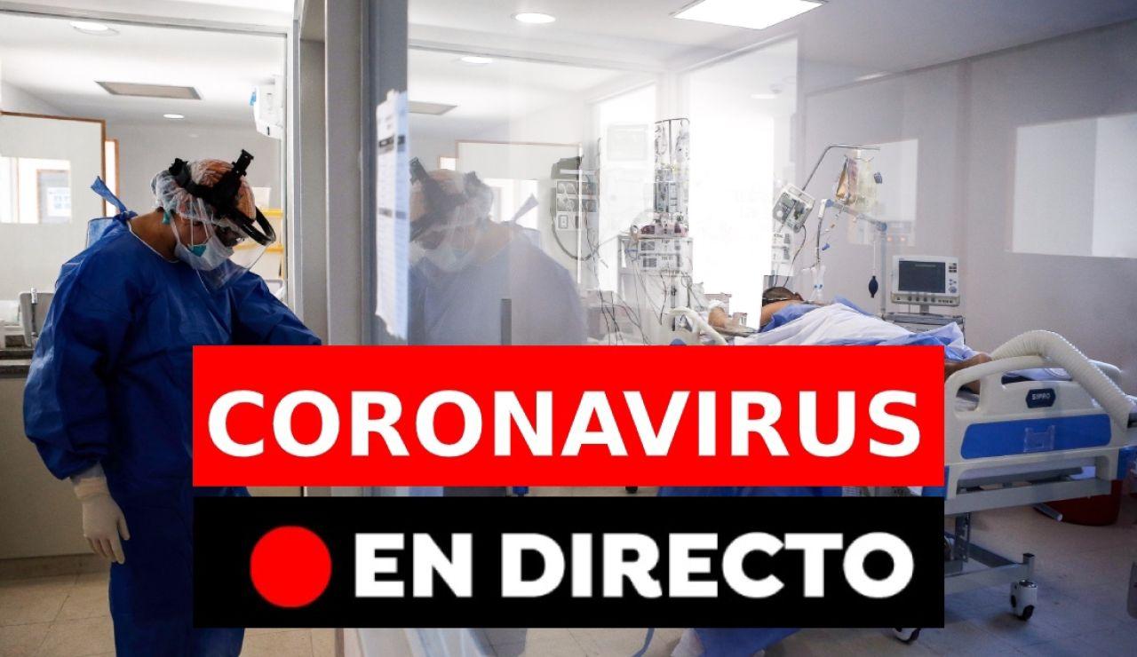 Coronavirus España en directo: Última hora de la desescalada y la nueva normalidad hoy, datos, muertos, nuevos casos y rebrotes de covid-19
