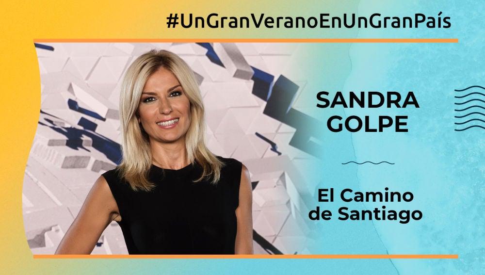 Sandra Golpe, gran país (Santiago)