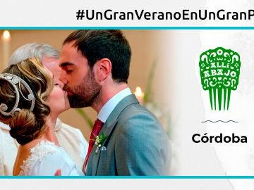Córdoba, la ciudad escogida por Carmen e Iñaki para celebrar su boda en 'Allí abajo'