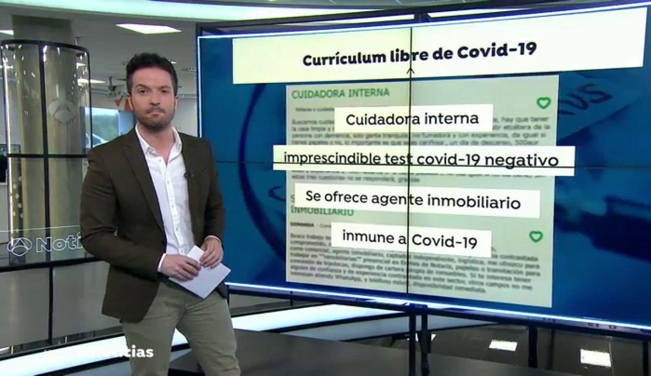 Inmunes al covid