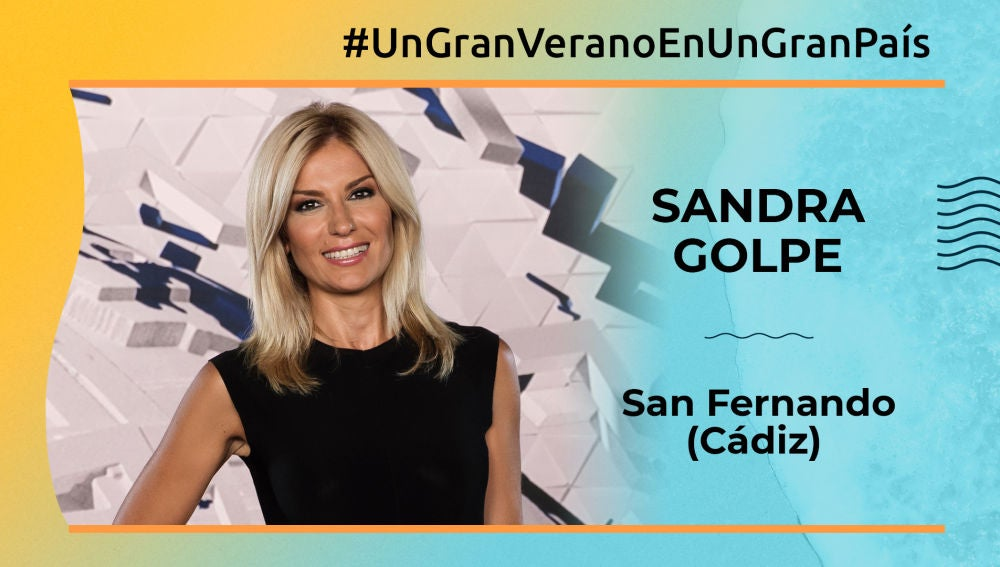Sandra Golpe, gran país (San Fernando)
