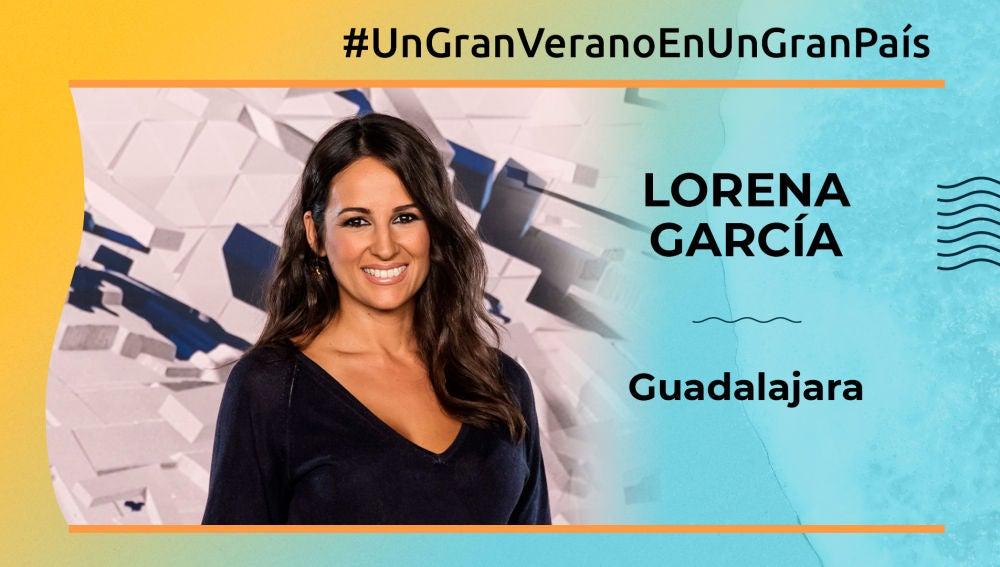 """Lorena García: """"El alto tajo, un paisaje único en la provincia de Guadalajara"""""""