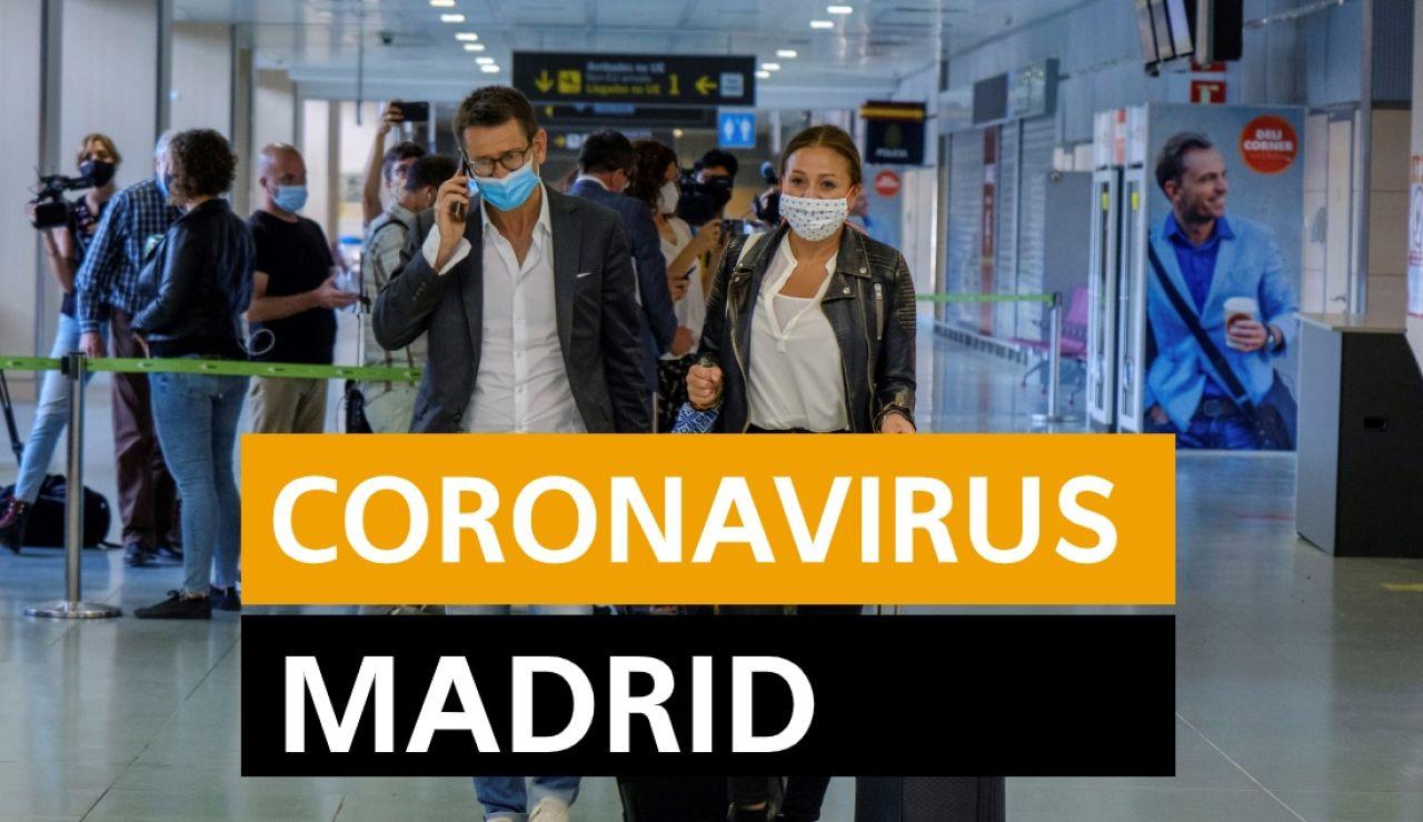 Última hora Madrid: Nueva normalidad, fase 3 de desescalada del coronavirus en Madrid y datos de hoy viernes 19 de junio, en directo