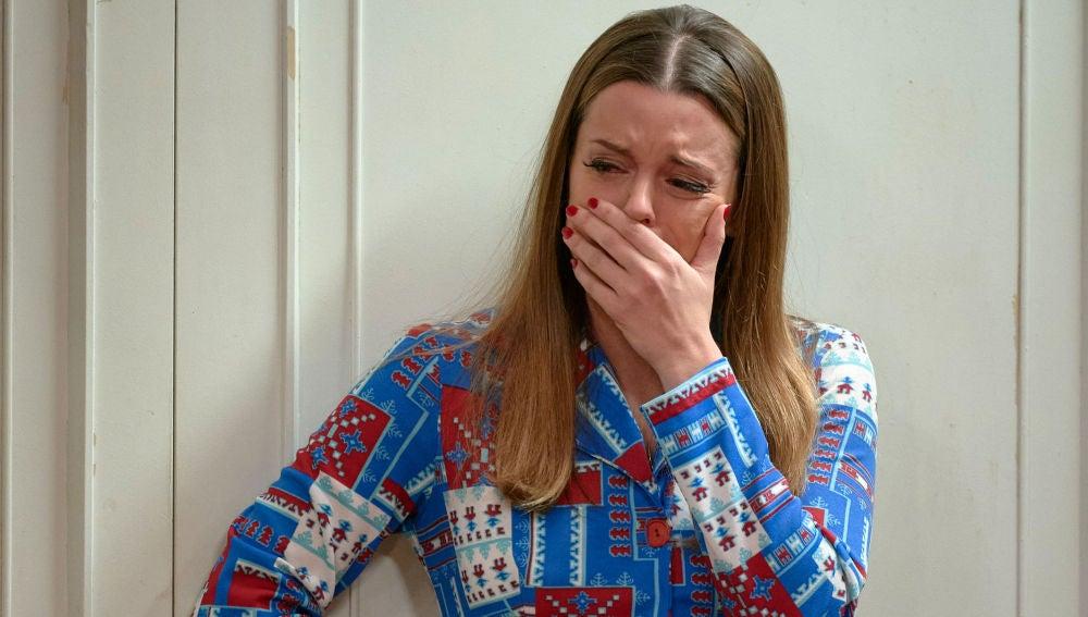 Lourdes, destrozada al saber que ha perdido a Guillermo para siempre