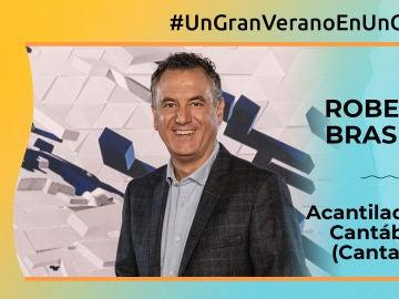 """Roberto Brasero: """"En los acantilados del Cantábrico no tienes que elegir entre mar y montaña, lo tienes todo"""""""