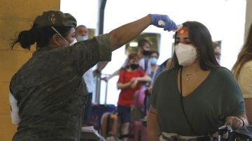 El ejército hará labores de rastreo de los casos de coronavirus en Baleares