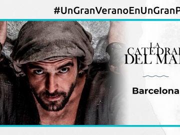 Barcelona, una de las grandes localizaciones de 'La Catedral del Mar'
