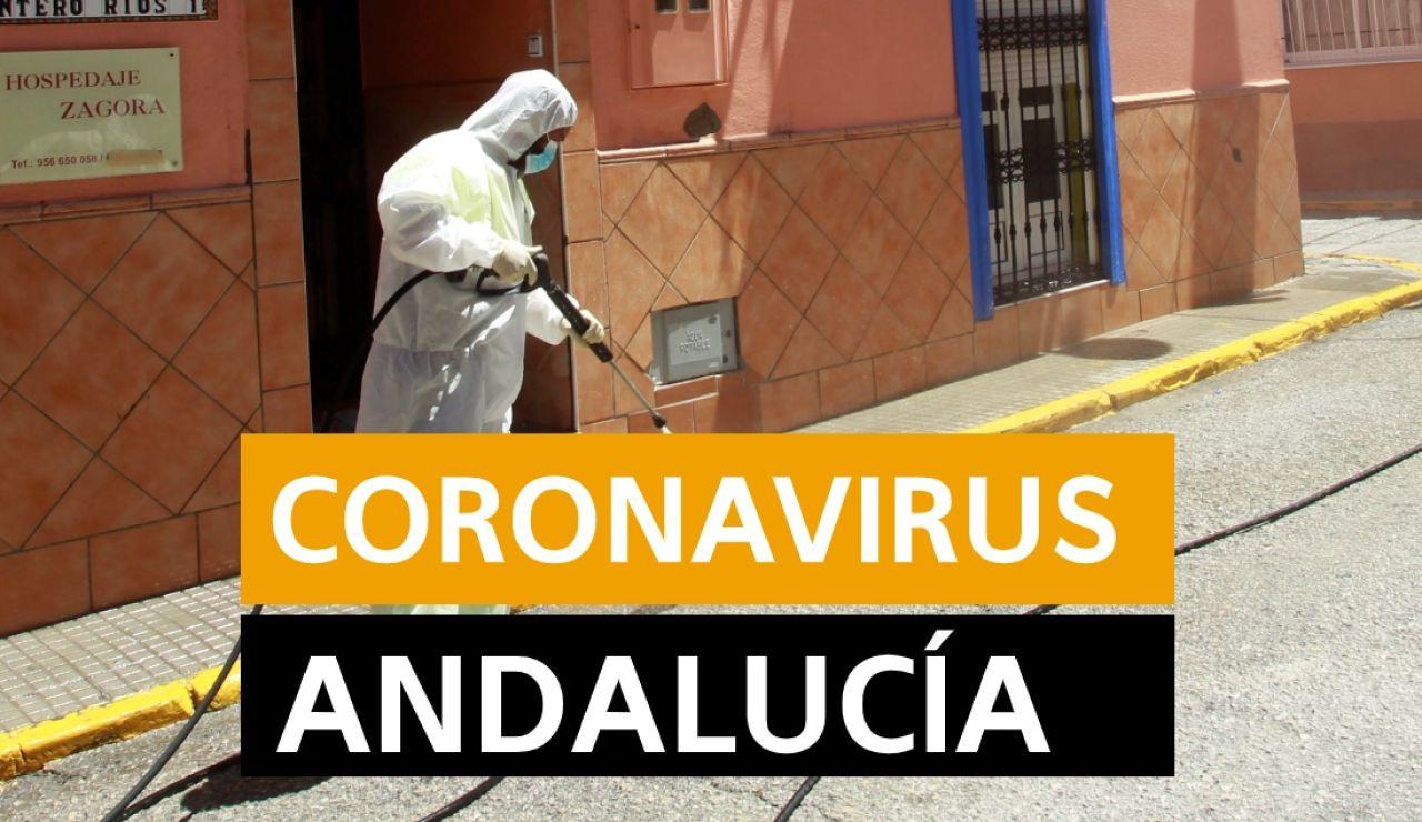 Última hora Andalucía: Nueva normalidad, fase 3 de desescalada del coronavirus en Andalucía y datos de hoy viernes 19 de junio, en directo