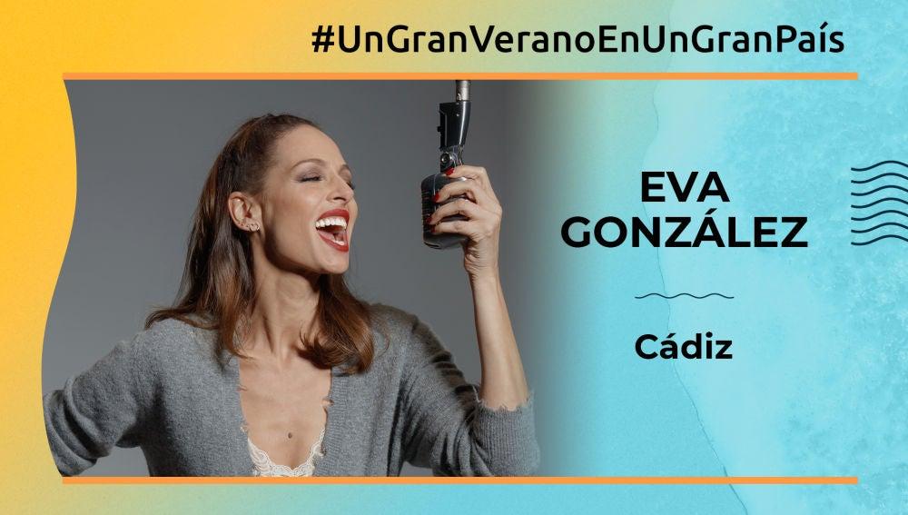 "Eva González: ""Cádiz siempre es un lugar para encontrarme"""