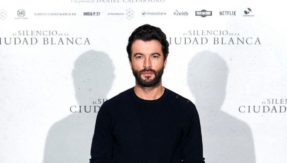 El actor Javier Rey
