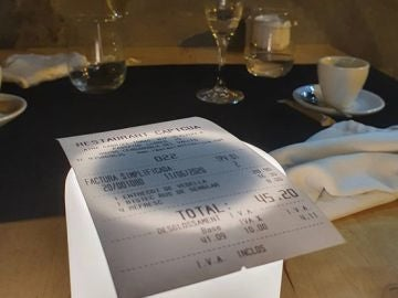 Hacen un 'simpa' al restaurante Capicua en Barcelona