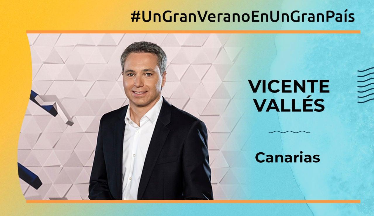 Vicente Vallés, gran país (Canarias)
