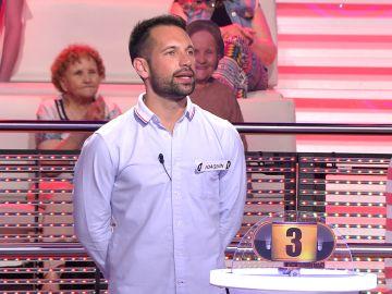 """Arturo Valls alucina con el nuevo concursante """"partidazo"""" de '¡Ahora caigo!': """"Lo tiene todo"""""""
