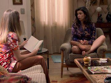 Avance 'Amar es para siempre': Luisita y Amelia comienzan con los preparativos