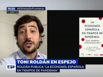 Toni Roldán.