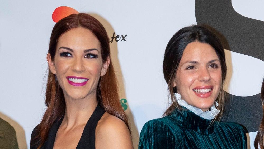 Tamara Gorro y Laura Matamoros