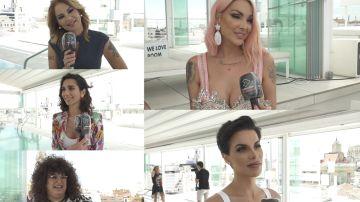Las dedicatorias de las actrices de 'Veneno' de su pregón del Orgullo LGTBI en Madrid