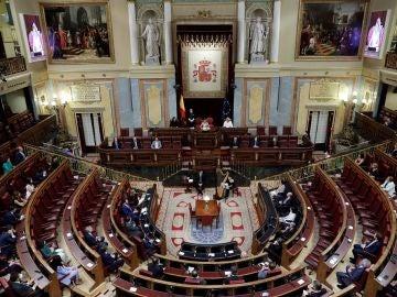 Homenaje a las víctimas del terrorismo en el Congreso