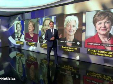 El futuro económico de la Unión Europea tiene nombre de mujer
