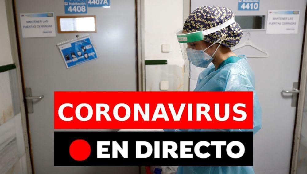 Directo coronavirus 28 de junio 2020