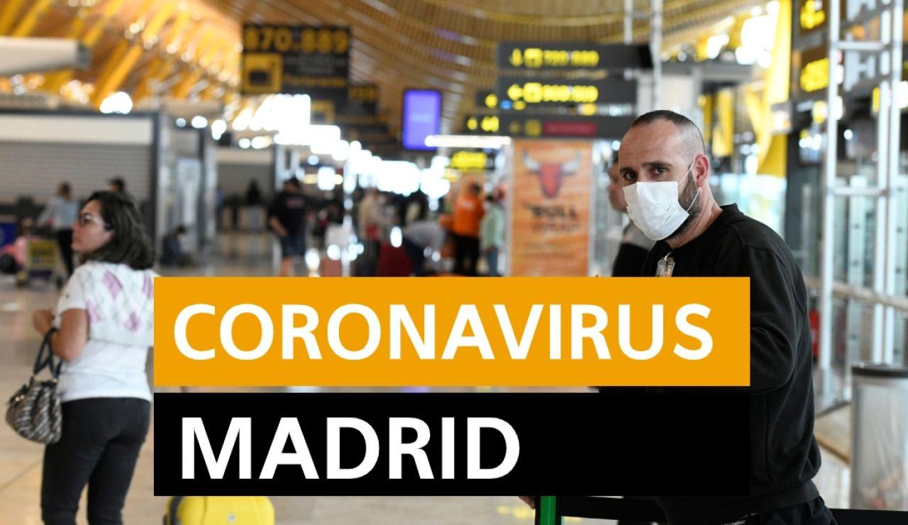 Coronavirus Madrid: Rebrotes, datos y noticias hoy miércoles 1 de julio, en directo | Última hora Madrid