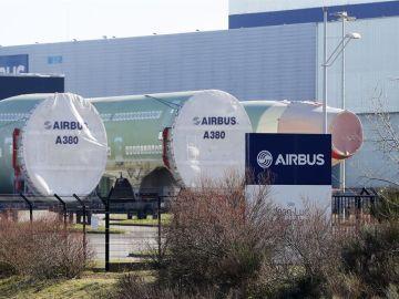 Fábrica de Airbus