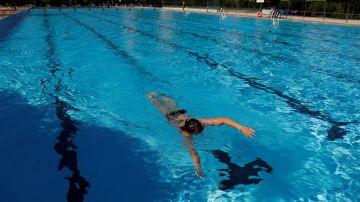 Reabren las piscinas de Madrid