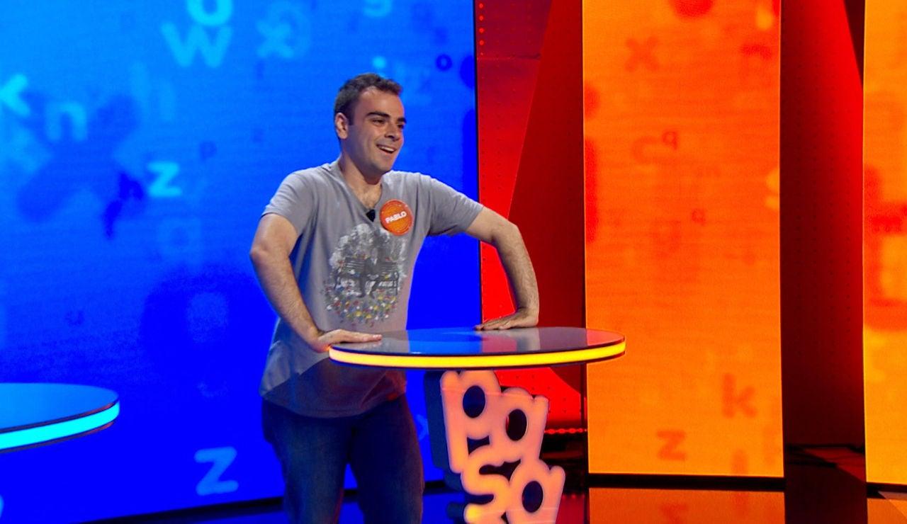 Pablo se apresura y comete un fallo innecesario en 'El Rosco', ¿vencerá a Nacho?